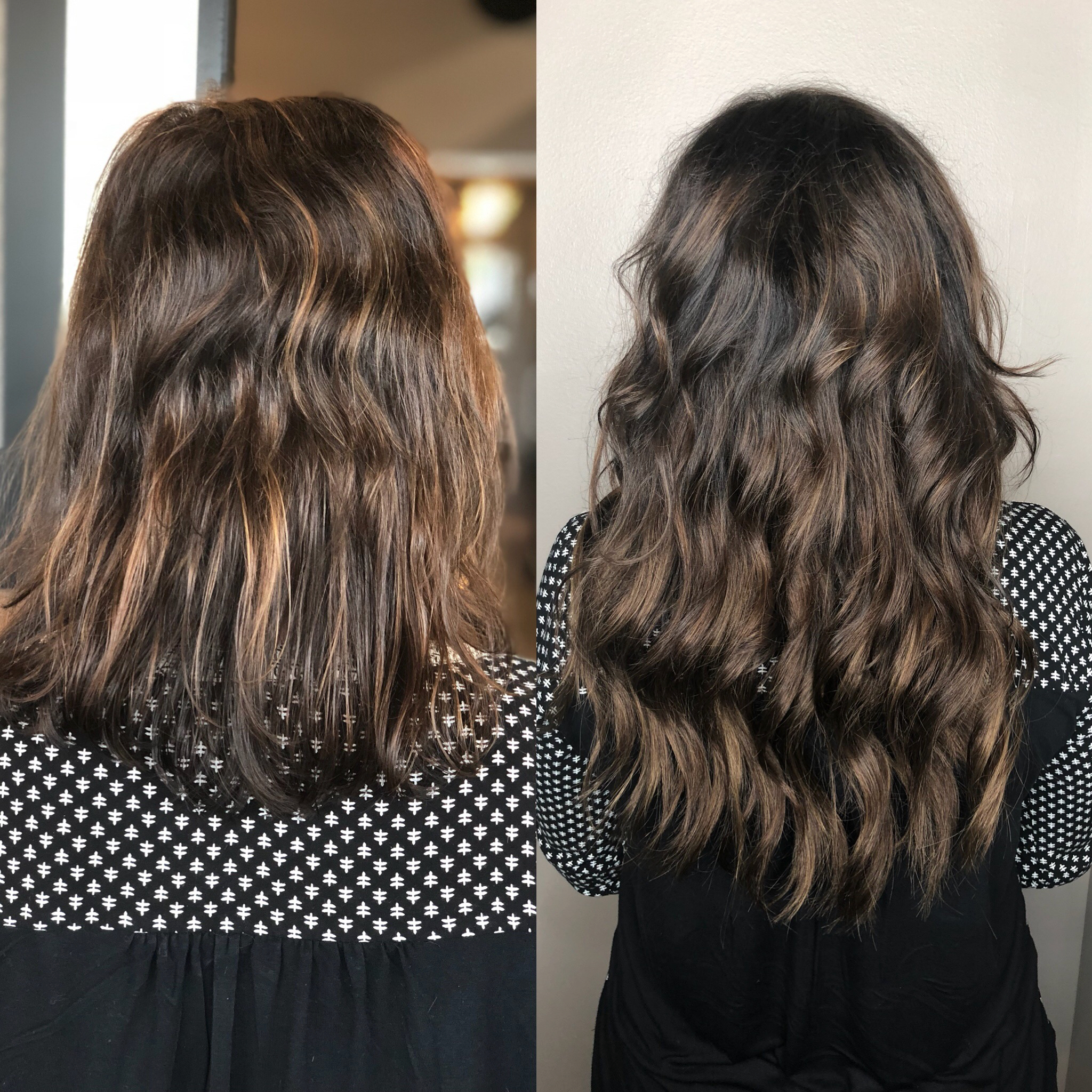 Natural Beaded Rows Kansas City Stylist Transformation 1