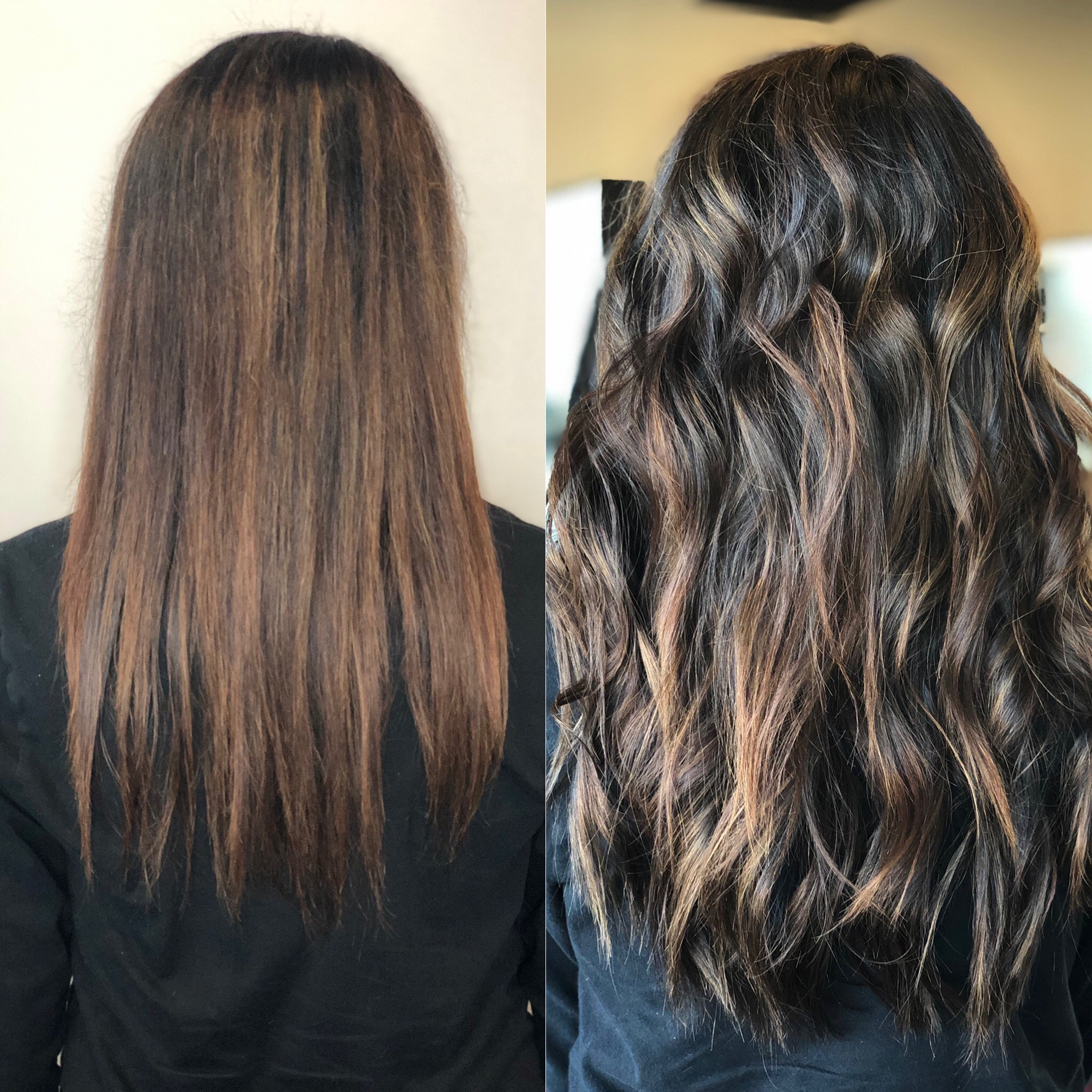 Natural Beaded Rows Kansas City Stylist Transformation 4