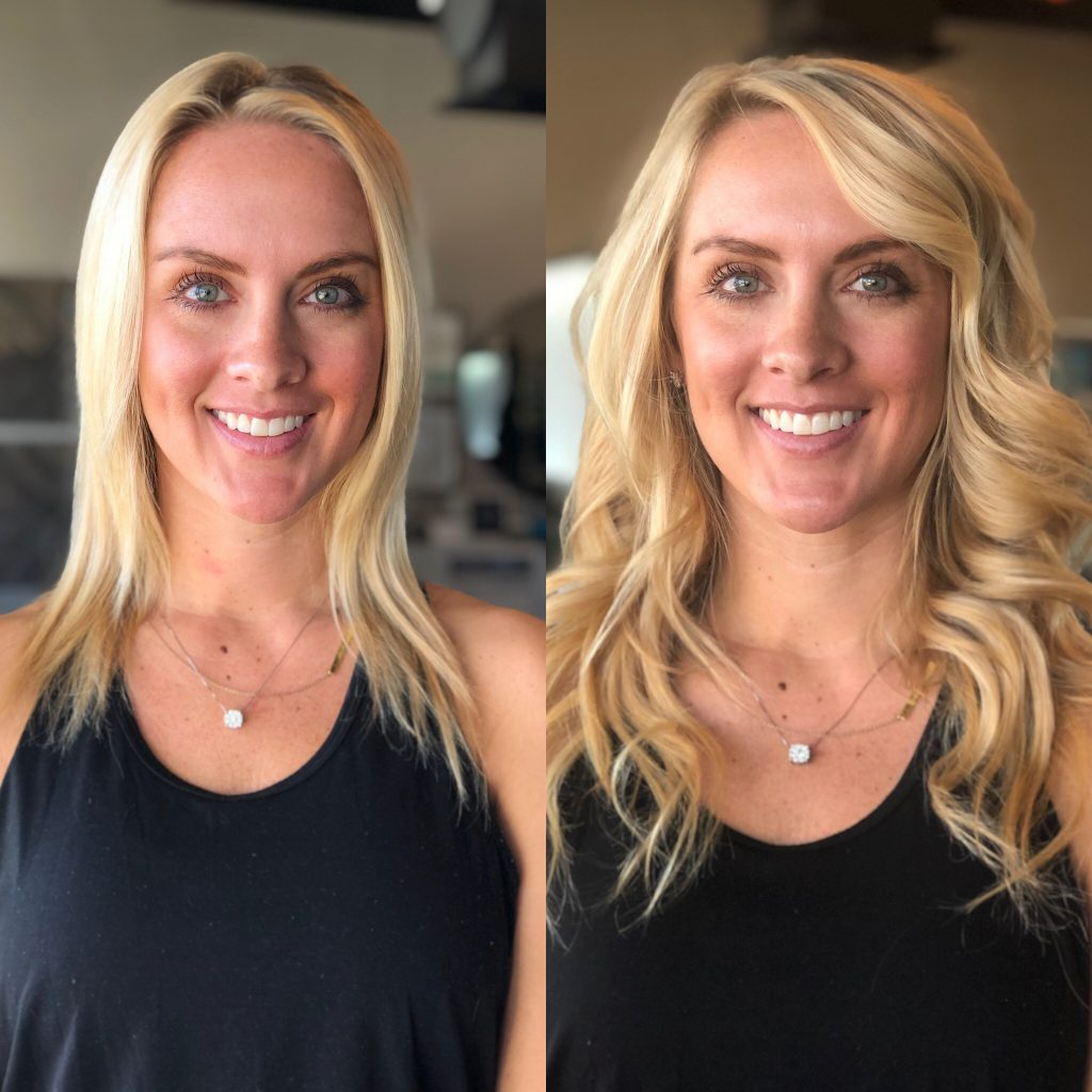 Natural Beaded Rows Kansas City Stylist Transformation 6