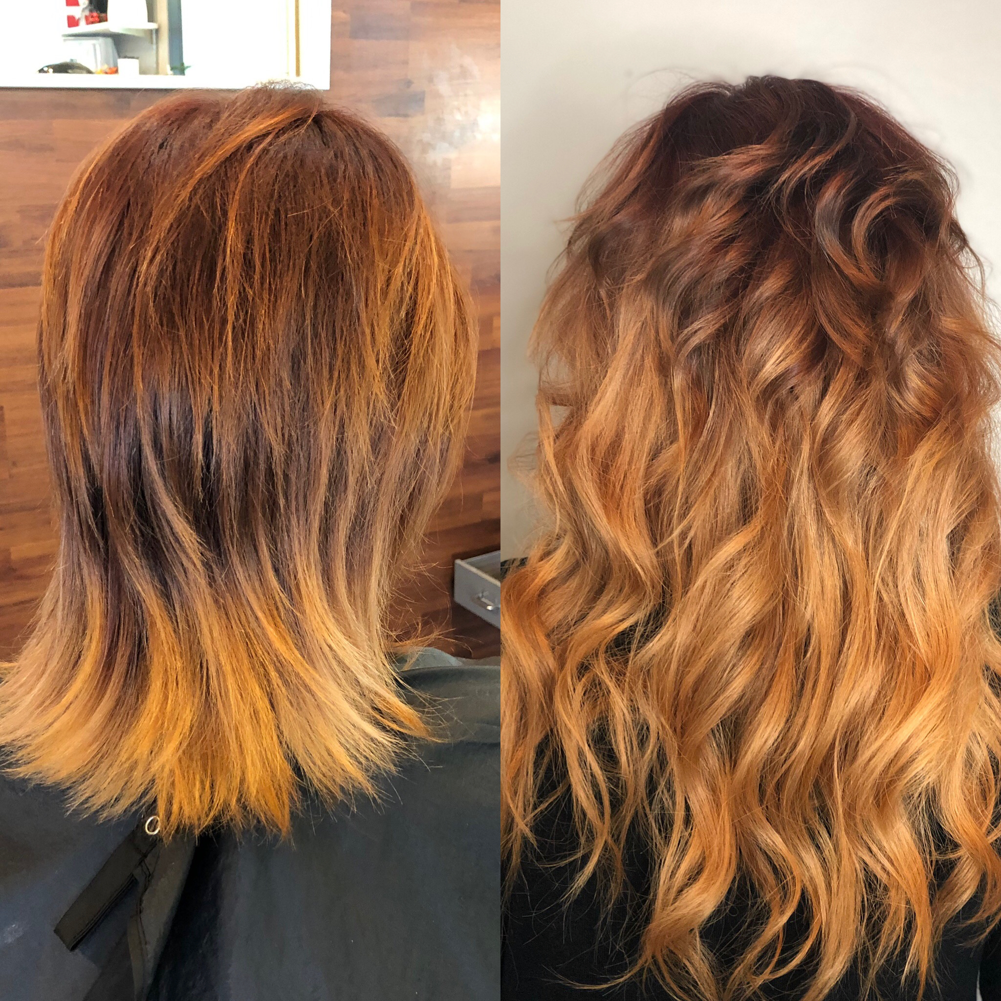 Natural Beaded Rows Kansas City Stylist Transformation 5